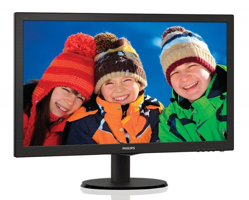 "Монитор 23.6"" PHILIPS 243V5LSB"