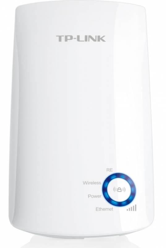 Повторитель беспроводного сигнала TP-Link TL-WA850RE N300 Wi-Fi белый