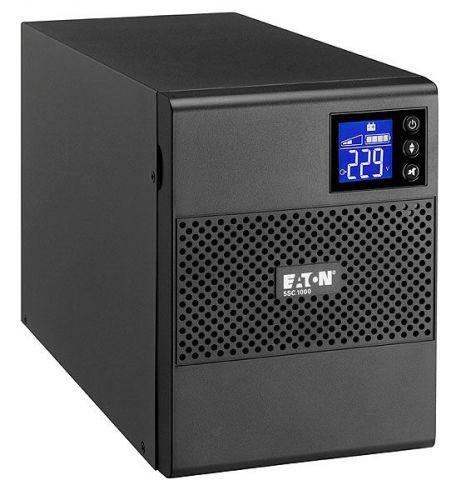 ИБП Eaton 5SC 5SC 1500 VA Tower 1500VA черный