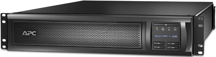 ИБП APC Smart-UPS X SMX3000HV 3000VA черный Rack/Tower LCD 200-240V