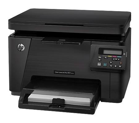 МФУ лазерный HP Color LaserJet M176n