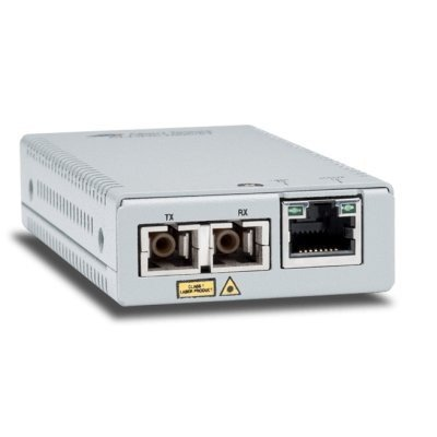 Медиаконвертер Allied Telesis AT-MMC2000LX/SC-TAA-60 TAA 10/100/1000T to 1000LX/SC Single Mode Mini Media Rate Converter