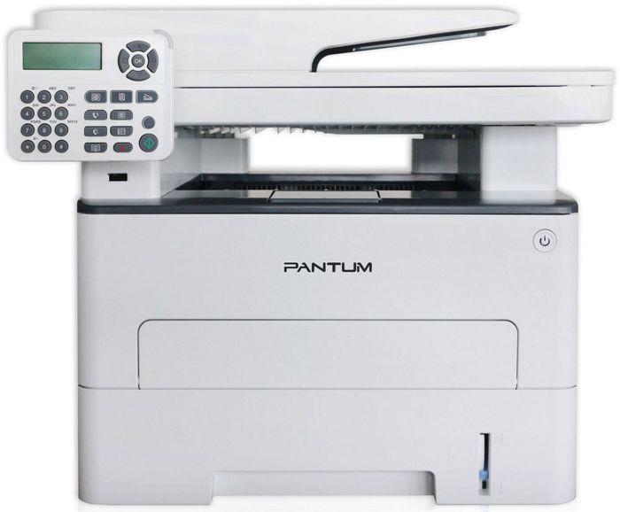 МФУ лазерный Pantum M6800FDW A4 Duplex WiFi белый