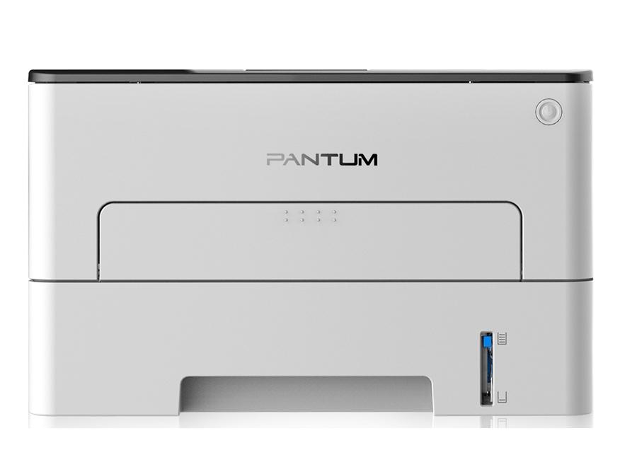Принтер лазерный Pantum P3010D A4 Duplex