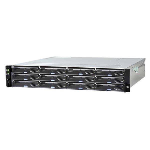 Система хранения Infortrend EonStor DS 1012G2-B x12 3.5 2x460W (DS1012G20000B-8U32)