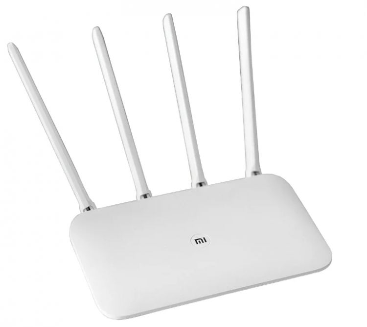 Роутер беспроводной Xiaomi Mi WiFi Router 4A Gigabit 10/100/1000BASE-TX белый