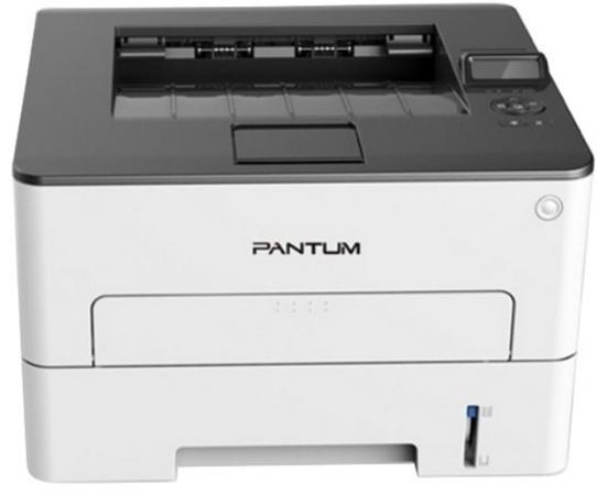 Принтер лазерный Pantum P3300DN A4 Duplex Net