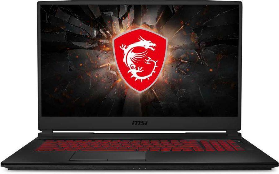 Ноутбук MSI GL75 Leopard 10SCSR-019XRU Core i7 10750H/8Gb/1Tb/SSD128Gb/NVIDIA GeForce GTX 1650 Ti 4Gb/17.3