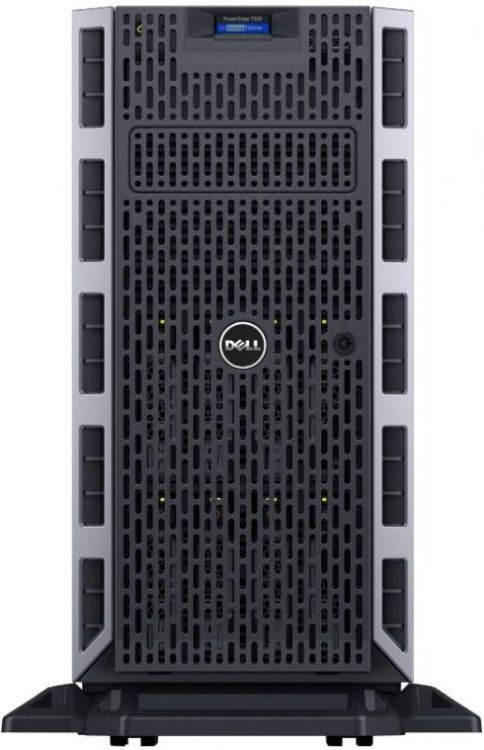 Сервер Dell PowerEdge T330 1xG4500 1x24Gb 2RUD x8 1x1Tb 7.2K 3.5