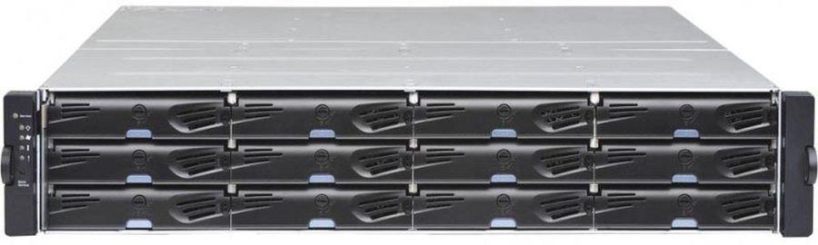 Система хранения Infortrend EonStor DS 1012R2C-B x12 3.5 2x460W (DS1012R2C000B-8U32)
