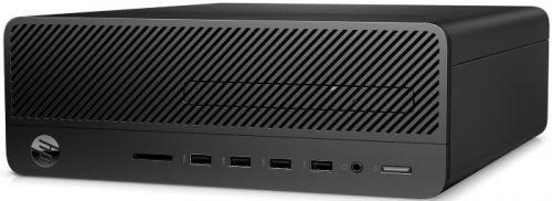 ПК HP 290 G3 SFF i3 10100 (3.6)/8Gb/SSD256Gb/UHDG 630/DVDRW/Windows 10 Professional 64/GbitEth/180W/клавиатура/мышь/черн