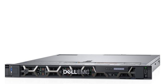 Сервер Dell PowerEdge R640 2x4215R 24x32Gb 2RRD x8 4x960Gb 2.5