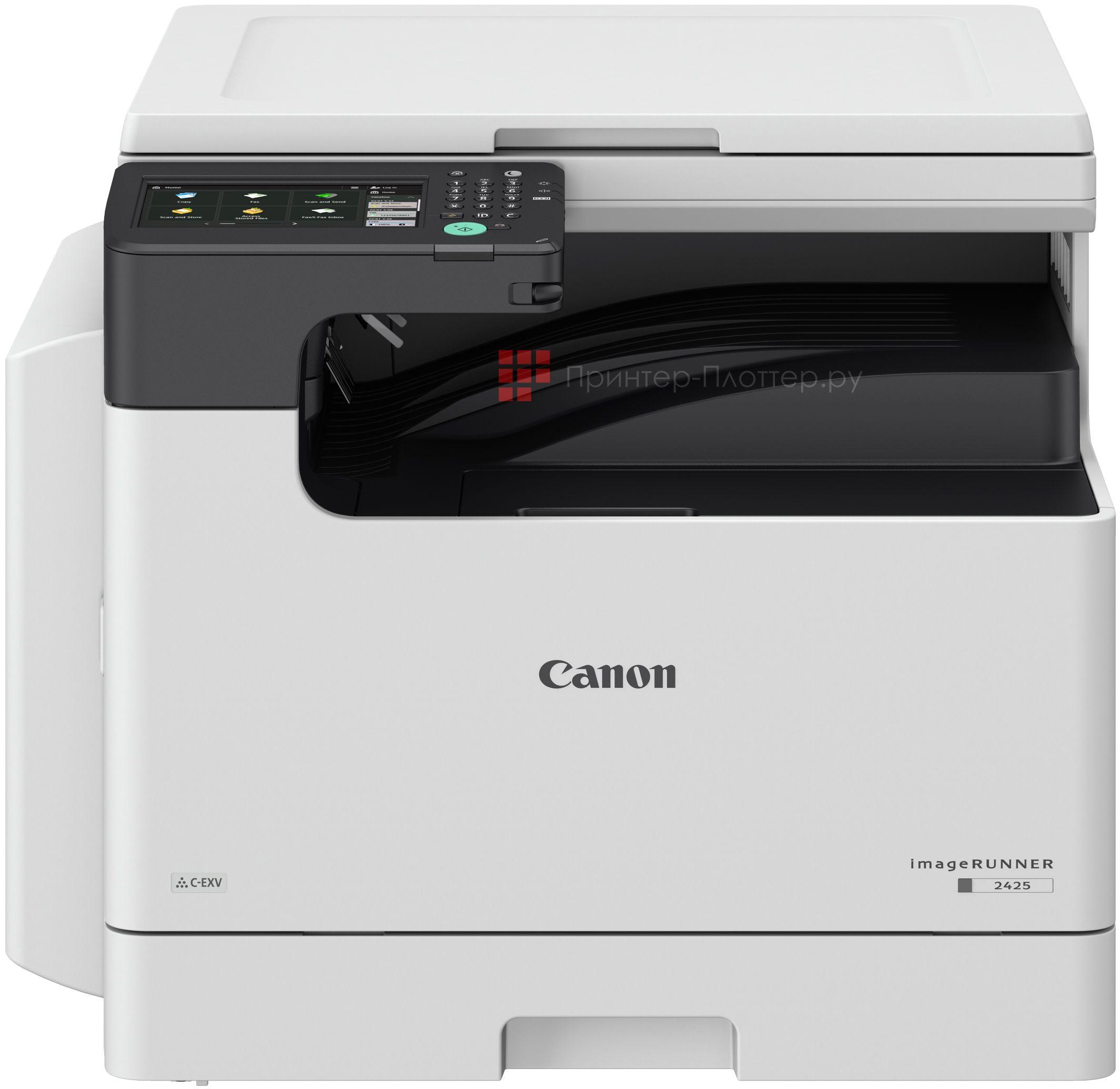 Копир Canon imageRUNNER 2425 (4293C003) лазерный печать:черно-белый (крышка в комплекте)