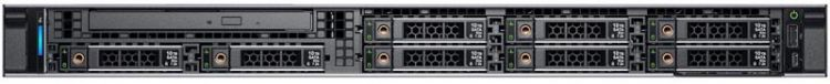 Сервер Dell PowerEdge R340 1xE-2174G 1x16GbUD x8 1x1.2Tb 10K 2.5