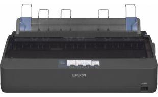 Принтер матричный Epson LX-1350 (C11CD24301) A3 USB LPT черный