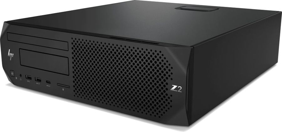 ПК HP Z2 G4 SFF i7 9700 (3)/16Gb/SSD512Gb/P1000 4Gb/DVDRW/CR/Windows 10 Professional 64/GbitEth/400W/клавиатура/мышь/чер