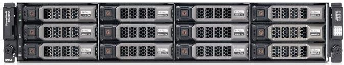 Дисковый массив Dell PV MD3400 x12 2x3Tb 7.2K 3.5 NL SAS 2x600W PNBD 3Y (210-ACCG-46)