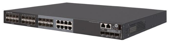 Коммутатор HPE FlexNetwork 5510 HI JH149A 24SFP 4SFP+