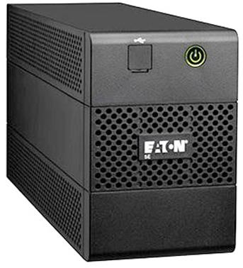 Источник бесперебойного питания Eaton 5E 850VA 480Вт 850ВА черный