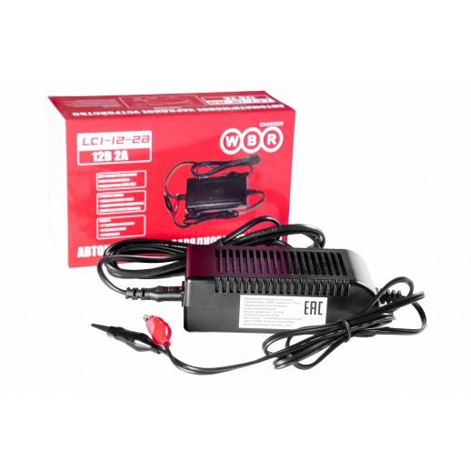 Зарядное устройство WBR LC-1-12-2A