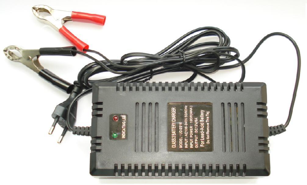 Зарядное устройство WBR LC-2216
