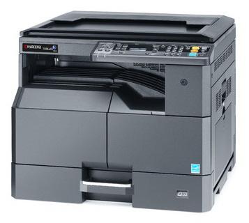 МФУ лазерный Kyocera TASKalfa 1800 (без крышки Type H) (1102NC3NL0) A3 черный