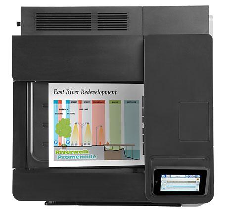Принтер лазерный цветной HP Color LaserJet Enterprise M651n (CZ255A)
