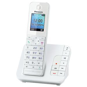 Р/Телефон Dect Panasonic KX-TGH220RUW белый автооветчик АОН