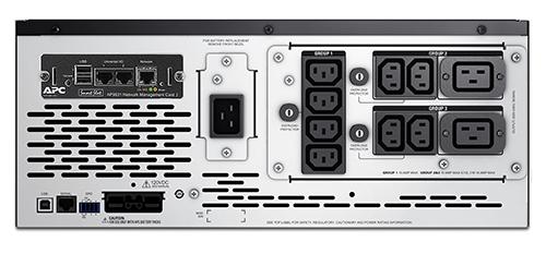 ИБП APC Smart-UPS X 3000VA/2700W SMX3000HVNC