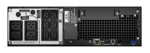 ИБП APC Smart-UPS SRT SRT5KRMXLI 4500W черный