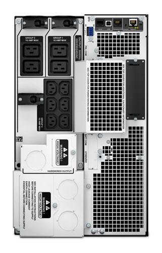 ИБП APC Smart-UPS SRT SRT8KXLI 8000W черный