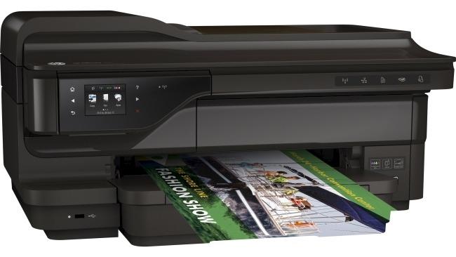 МФУ струйный HP OfficeJet 7612 (G1X85A)