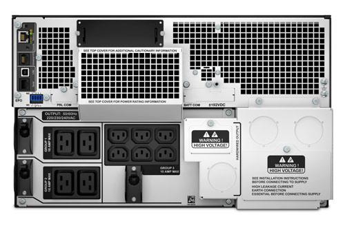 ИБП APC Smart-UPS SRT SRT8KRMXLI 8000W черный