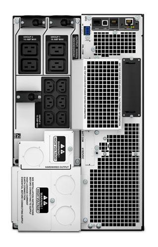ИБП APC Smart-UPS SRT SRT10KXLI 10kW черный