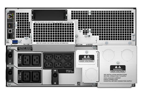 ИБП APC Smart-UPS SRT SRT10KRMXLI 10kW черный