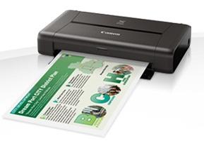 Принтер струйный Canon Pixma IP110 (9596B029)