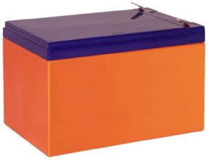 Аккумулятор для Seiwa BBFF MK II 12А/ч