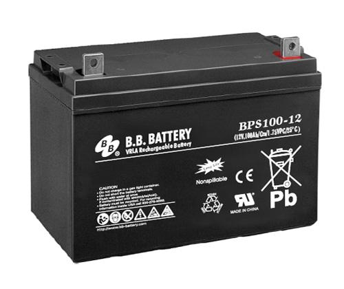 Аккумулятор BB Battery BPS 100-12