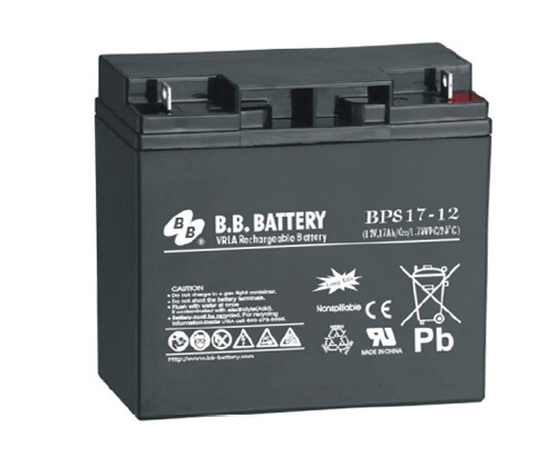 Аккумулятор BB Battery BPS 17-12