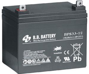 Аккумулятор BB Battery BPS 33-12
