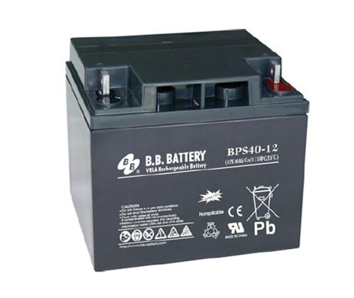 Аккумулятор BB Battery BPS 40-12