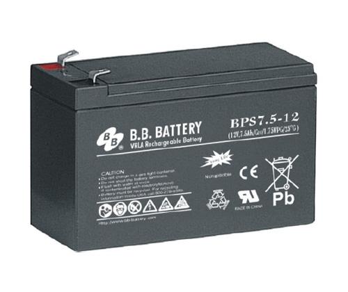 Аккумулятор BB Battery BPS 7,5-12