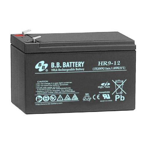 Аккумулятор BB Battery HR 9-12