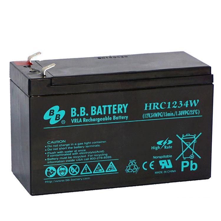 Аккумулятор BB Battery HRС 1234W