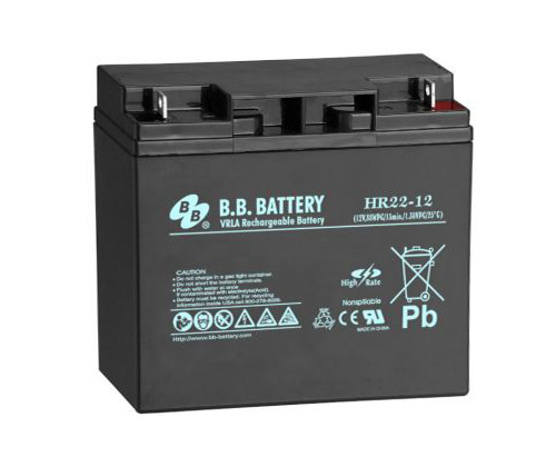 Аккумулятор BB Battery HR 22-12