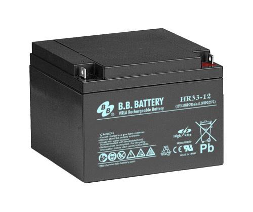 Аккумулятор BB Battery HR 33-12