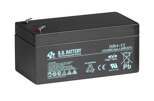 Аккумулятор BB Battery HR 4-12