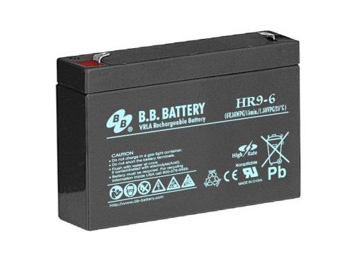 Аккумулятор BB Battery HR 9-6