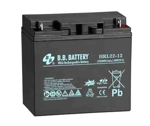 Аккумулятор BB Battery HRL 22-12