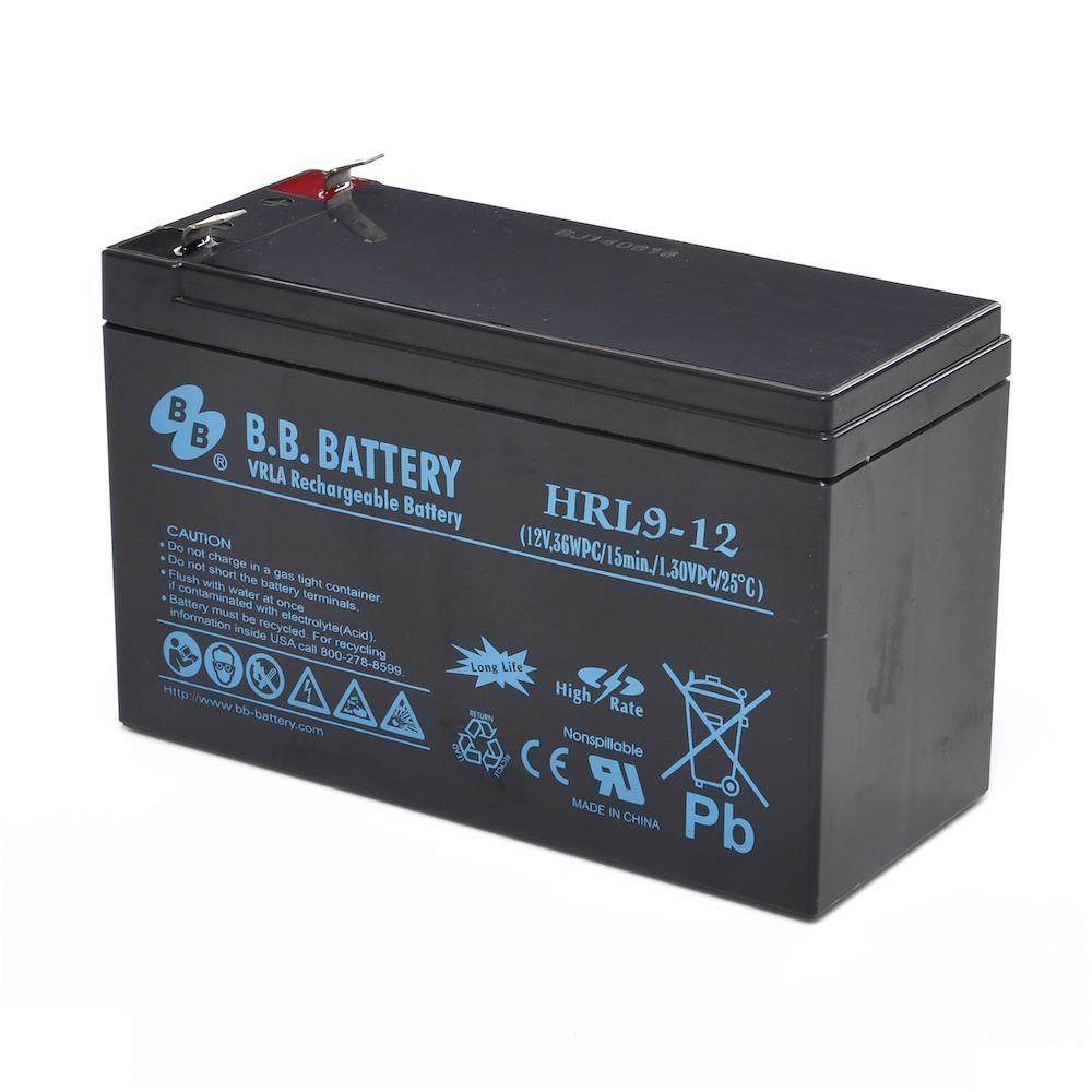 Аккумулятор BB Battery HRL 9-12